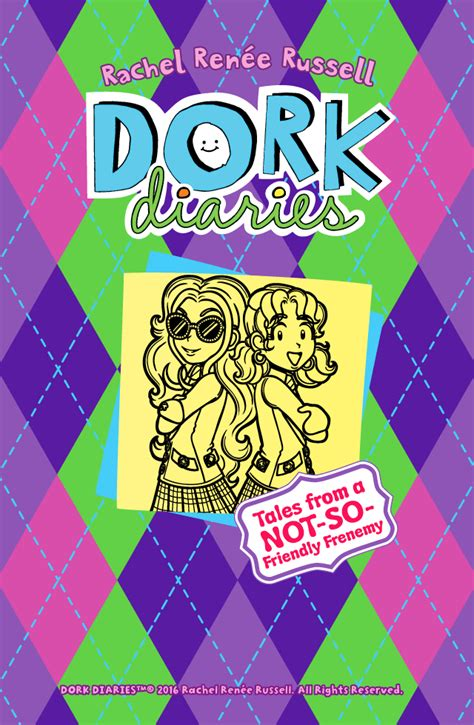 Tales From A Notsofriendly Frenemy  Wallpaper  Dork Diaries