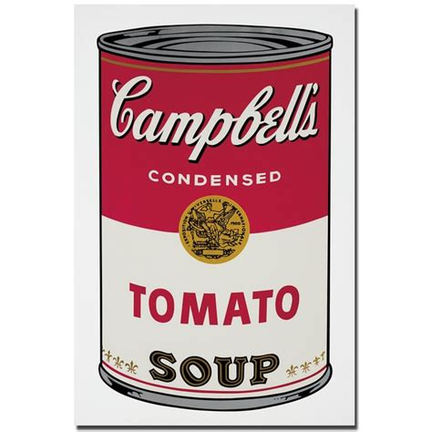 Andy Warhol Dose by 2017 Andy Warhol Cbell S Soup Can 1965 Pop Print