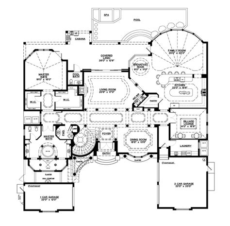 5 bedroom 1 house plans mediterranean style house plan 5 beds 5 50 baths 6045 sq