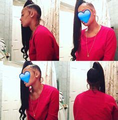 beehive hair styles invisible ponytail with side hairweavekilla 6422