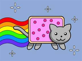 how to a cat how to draw nyan cat 10 steps with pictures wikihow