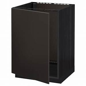 Tv Unterschrank Ikea : metod unterschrank f r sp le schwarz kungsbacka anthrazit ikea deutschland ~ Watch28wear.com Haus und Dekorationen