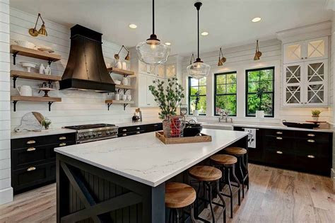 amazingly creative  stylish farmhouse kitchen ideas
