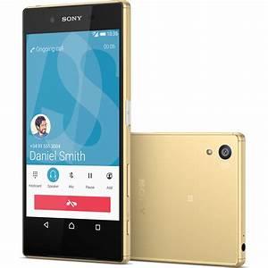 Sony Xperia Z5 E6603 32gb Smartphone  Unlocked  Gold  1298