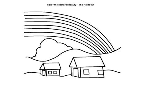 Free Printable Rainbow Coloring Pages For Kids Coloring