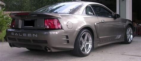 Slowleen 2001 Saleen Mustang Specs, Photos, Modification