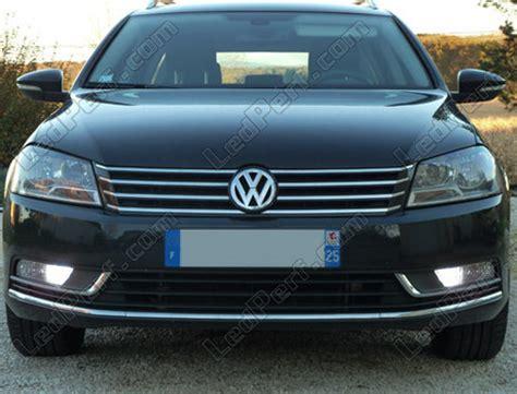 pack led daytime running lights for volkswagen passat b7 drl