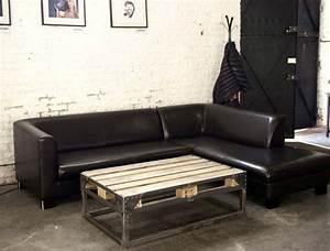 Table Basse Palettes : tables basses de salon en palettes relooker un meuble ~ Melissatoandfro.com Idées de Décoration
