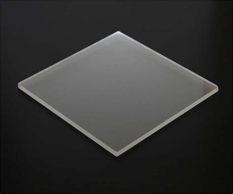 acrylic sheets p95 matte finish cut to size tap plastics