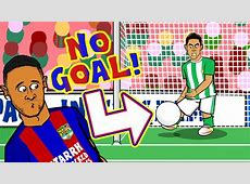 442oons try to figure out why Barcelona were robbed vs