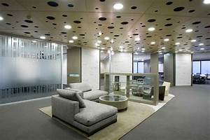 Home design wallpapers modern office interior for Interior design office rotterdam