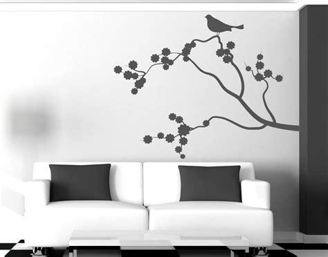 wall stickers fiori sticker design vi presenta wall sticker ramo con fiori