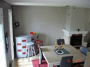 deco salon salle a manger couleurs 1 salonsalle 224 With photo deco terrasse exterieur 2 deco salle 224 manger tapisserie