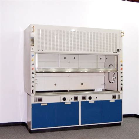fume hood base cabinet 8 39 hamilton safeaire laboratory fume hood with base