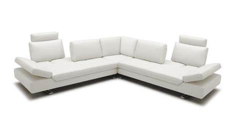 Canape D Angle Simili Cuir Blanc by Canap D Angle Convertible Cuir Blanc Soldes Salon Canap