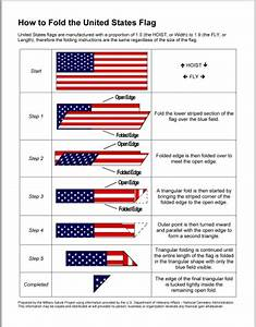 Air Force Ribbon Chart How To Fold Us Flag Ewhs Afjrotc
