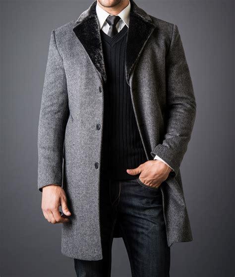 Модные мужские пальто осеньзима 20182019 фото