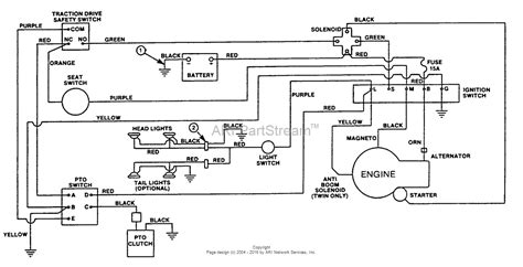 Homelite Wiring Diagram by Homelite Yt18 Tractor Ut 33018 Parts Diagram For Wiring