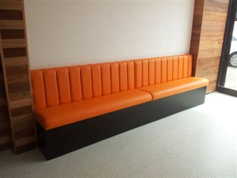 Booth Benches by Details About Booth Seating Bench Seating Bar Seating Pub