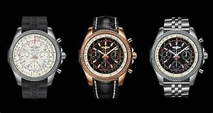 Breitling for Bentley B06 S Watch Has The Vehicle's Grille ...