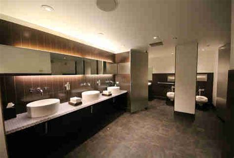 commercial bathroom design ideas best restrooms downtown chicago hotels thrillist