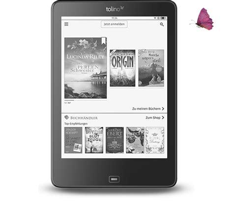 Tolino Ebook-reader Deutschland