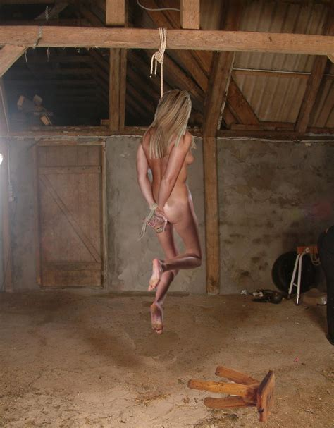 003 Porn Pic From Timberbeasts Favorite Noose Play 1