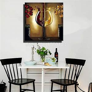 Wine wall art decorating dining room ideas about
