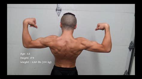 year  muscle update brad  beast youtube