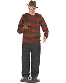 Spirit Halloween Freddy Krueger Animatronic