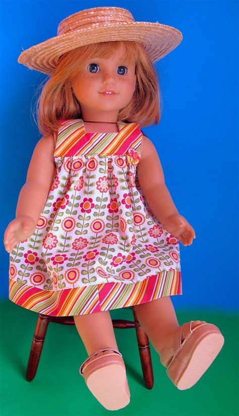 dress pattern   american girl   doll  tiedyediva