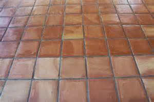 dusty coyote sealing saltillo tile