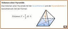 Pyramide Berechnen Formel : pyramiden mit verschiedenen grundfl chen dreieckspyramide rechteckspyramide ~ Themetempest.com Abrechnung