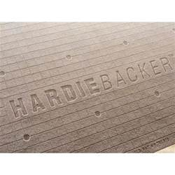 hardie hardiebacker 3 ft x 5 ft x 1 4 in cement
