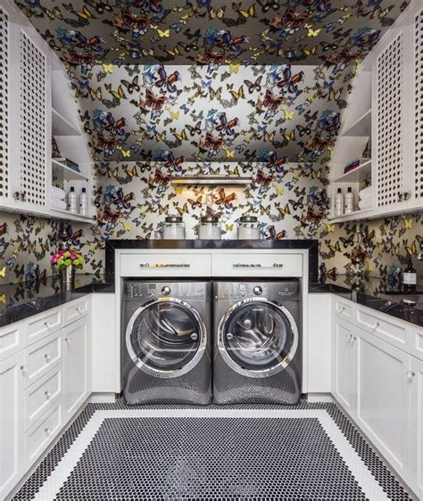 achieving  perfect laundry room  decor