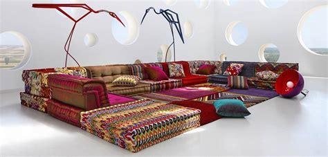 roche bobois canapé lit mah jong sofa roche bobois