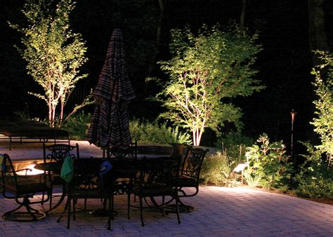 outdoor lighting company walkway driveways northern