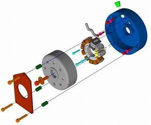 Powerdynamo For Bmw R24  R25 And R26