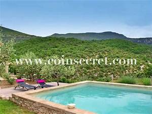 Villeperdrix en drome provencale location d39un mas for Location biscarrosse plage avec piscine