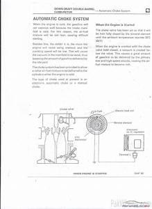 Suzuki Cultus - 05 Carby - Auto Choke Wiring