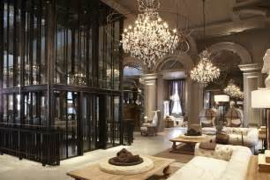 A Tour of the Restoration Hardware Flagship Store in ...