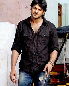 Pics For > Prabhas Mirchi Wallpapers In Black Shirt