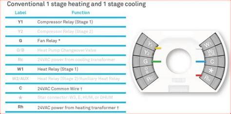 nest  conventional cooling  aux heat strip