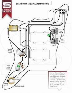 Seymour Duncan Jazzmaster Wiring Diagram