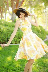 Yellow Summer Dresses Must Have In Your Closets u2013 Designers Outfits Collection