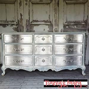 Silver Painted Dresser ~ BestDressers 2017