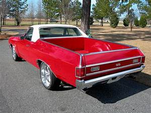 1972 CHEVROLET EL CAMINO 2 DOOR PICKUP - 88837