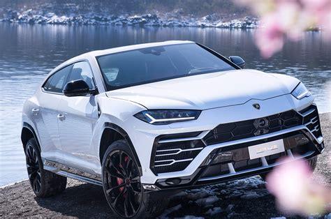 Lamborghini Urus Picture by 2019 Lamborghini Urus Drive Review Automobile Magazine