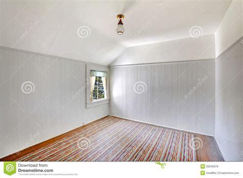 tres chambre coucher chambre à coucher très vieille vide image libre de droits