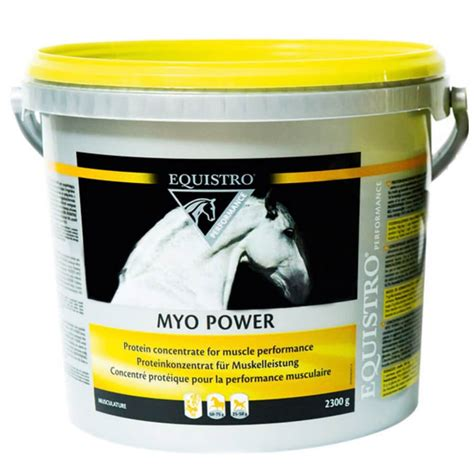 equistro myo power pulver vetpet